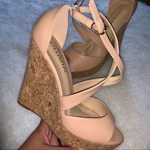 Shoes, Wedges, high Heels